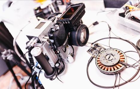 time photographer kit gear
