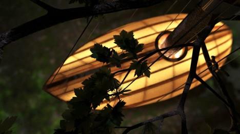 tree house night module