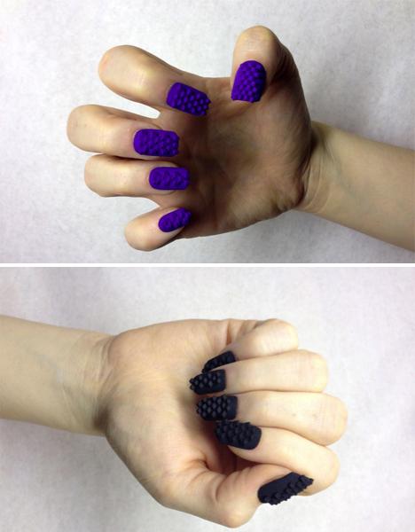 3D Printed Nail Art 2