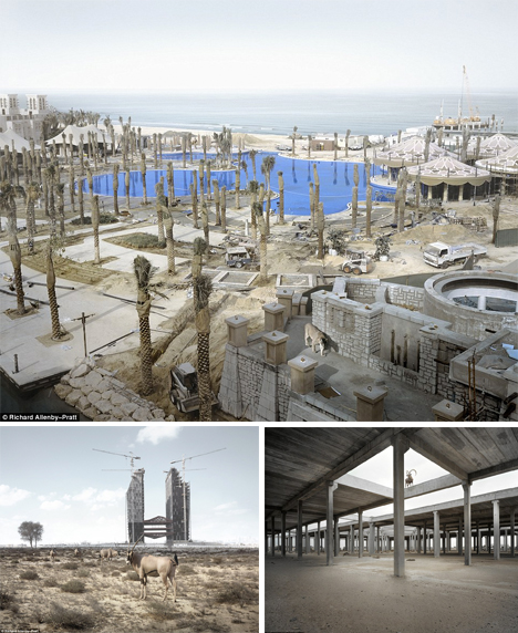 Abandoned Dubai Apocalyptic