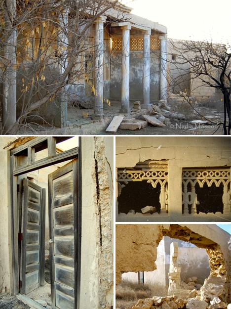 Abandoned Dubai Jazirat