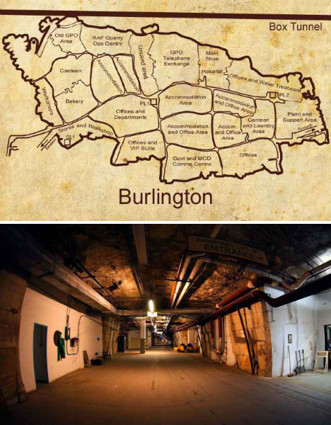 Abandoned Underground Burlington 1