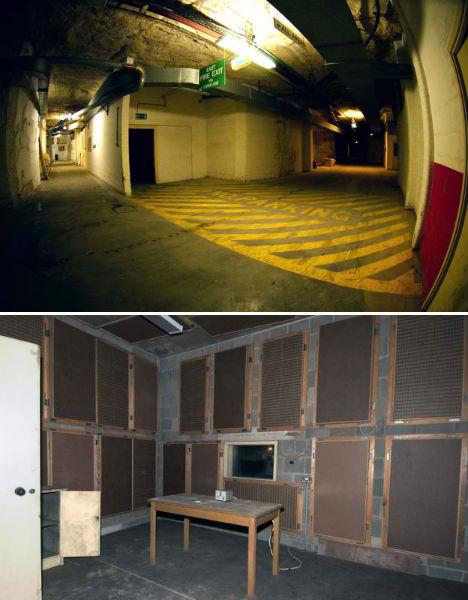 Abandoned Underground Burlington 2