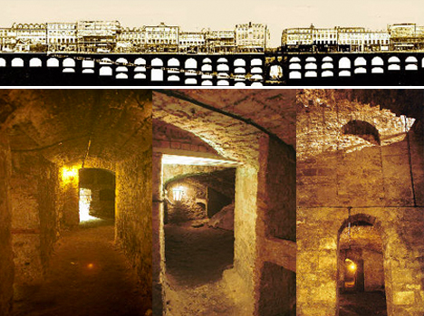 Abandoned Underground: 10 Long-Lost Subterranean Cities