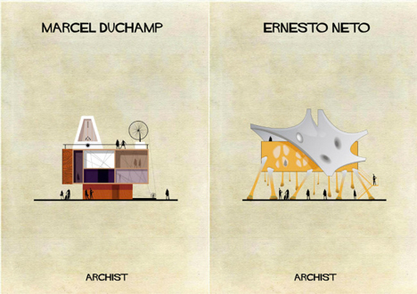 Archist Art as Architecture 3