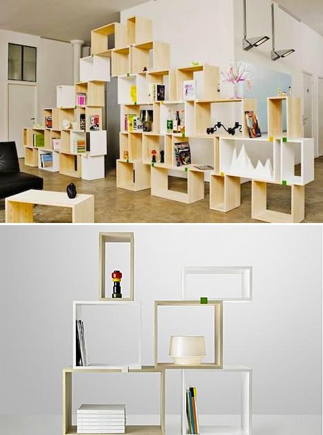 Bookshelf Room Dividers Muuto