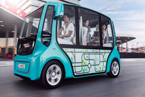 Crowdsourced City Buses