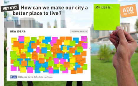 Crowdsourced City NYC