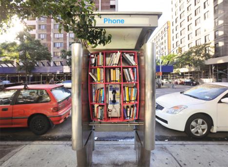 DIY Urbanism Free Library 1