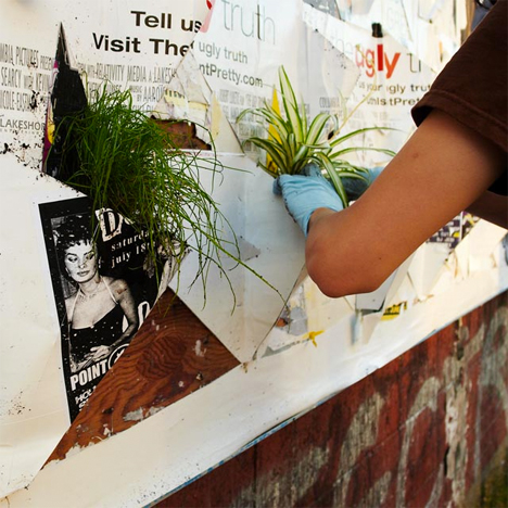 DIY Urbanism Poster Planter 1
