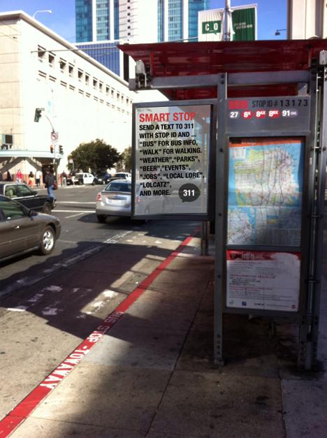 DIY Urbanism Smart Bus Stops