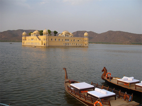 Drowned Towns Jal Mahal 1