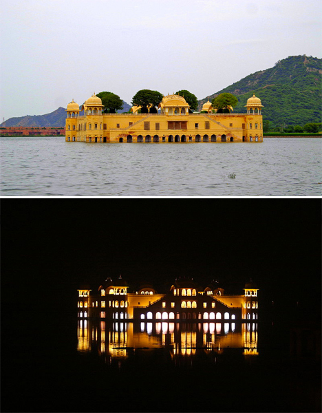 Drowned Towns Jal Mahal 2