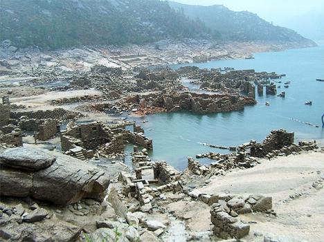 Drowned Towns Vilarinho da Furna