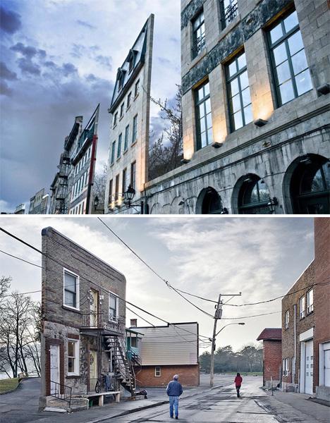 Ghostly Building Facades 3