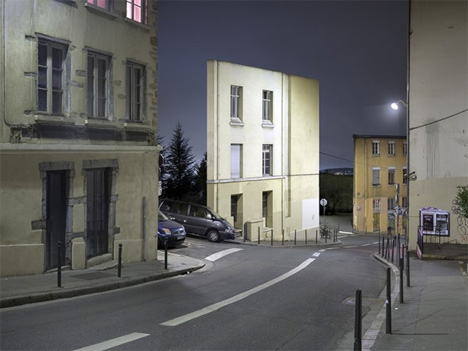 Ghostly Building Facades 4