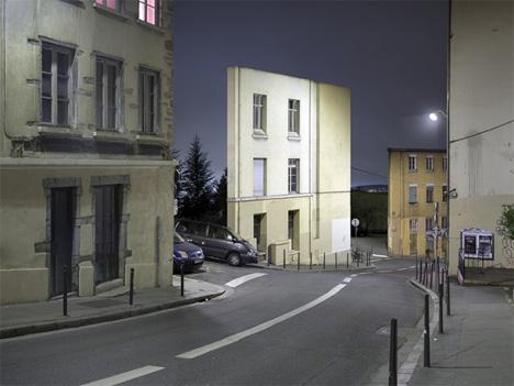 Ghostly Building Facades 4