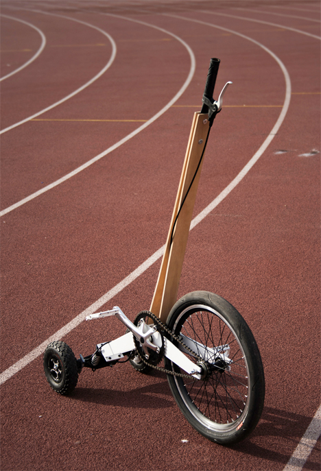 HalfBike Compact Bicycle 2