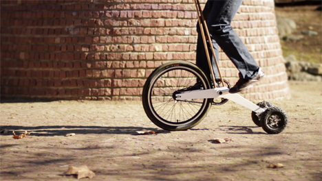 HalfBike Compact Bicycle 4