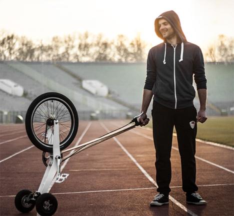Halfbike Compact Bicycle 1