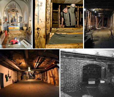 Secret Subterranean Cities Main