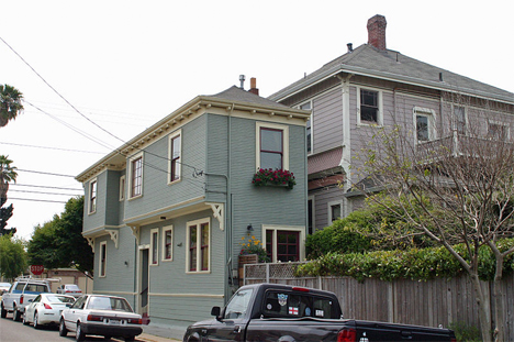 Spite House Alameda