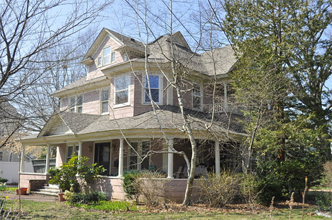Tyler Spite House Bed And Breakfast