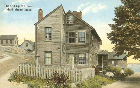 Spite House Marblehead