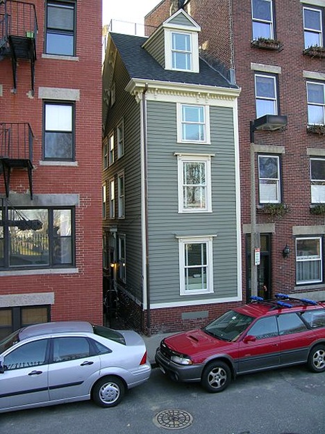 Spite House Skinny Boston