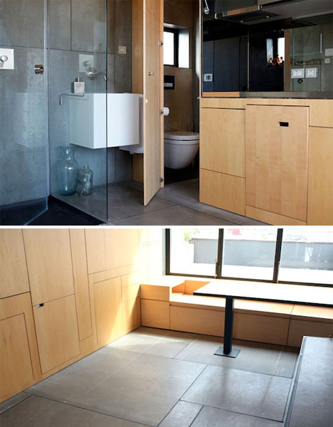 Transforming Apartment Tiny