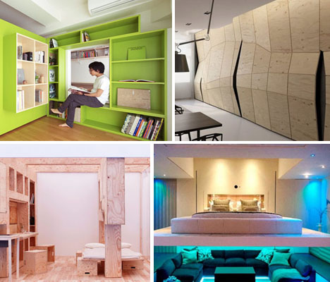 transforming interiors main - Shape In Interior Design