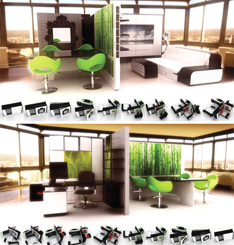 Transforming Interiors Modular 1