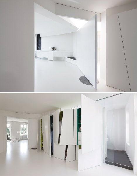 Transforming Interiors Shapeshifting Berlin