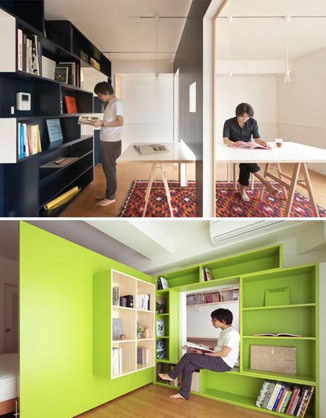 Transforming Interiors Yuko Shibata