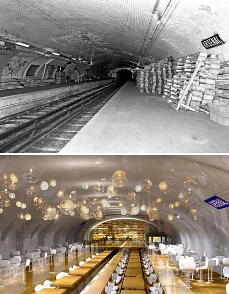 Urban Undergrounds Paris 1