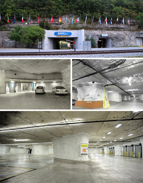 Urban Undergrounds Subtropolis