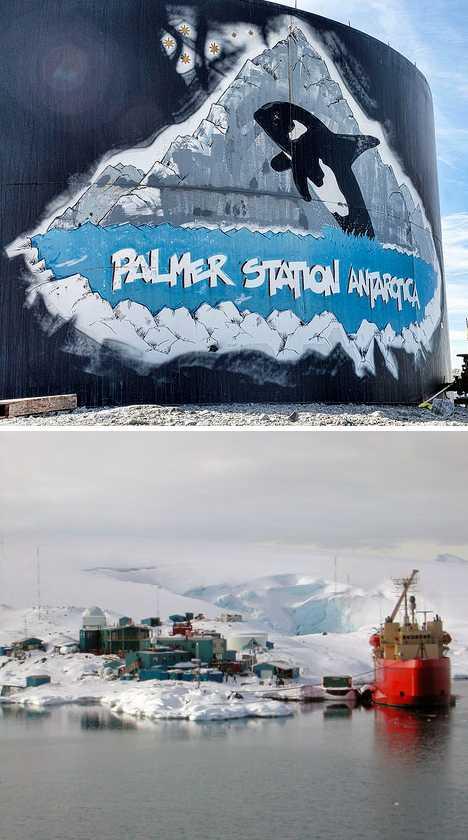Palmer Station Antarctica
