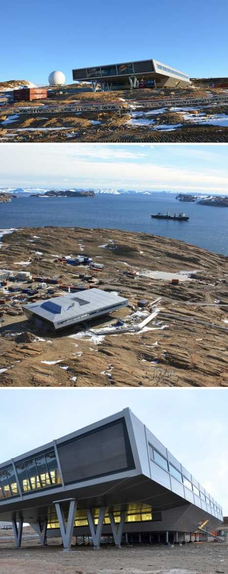 India Bharathi antarctic research station