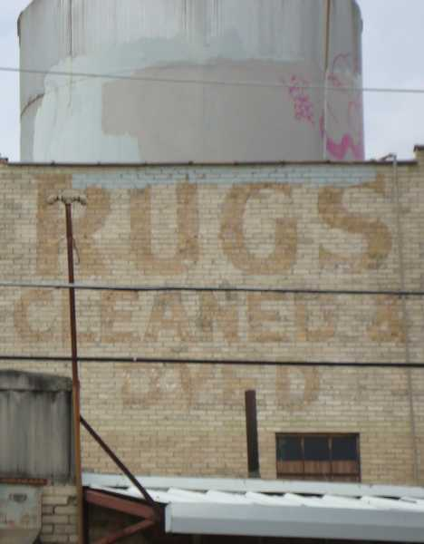 abandoned dry cleaners San Antonio Texas