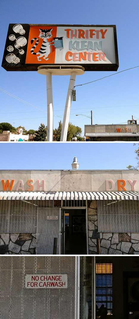 Thrifty Klean Center Stockton CA dry cleaner