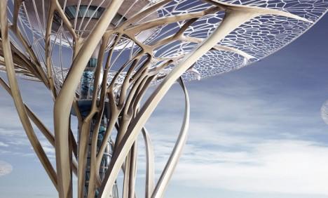 Futurbanist 10 Award Worthy 2014 Evolo Skyscraper Designs