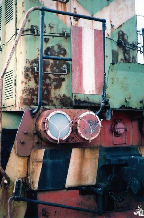 Yanov Station Pripyat Chernobyl Ukraine railway