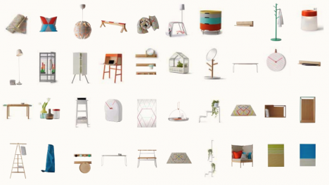 ikea ps collection on move