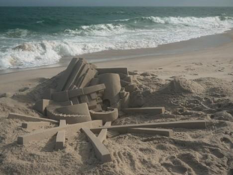 micro architecture sand city