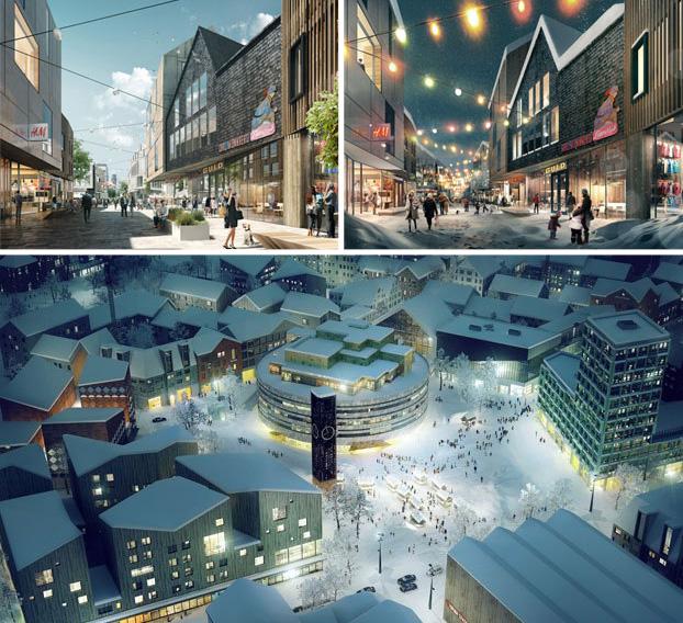 relocated mining city kiruna