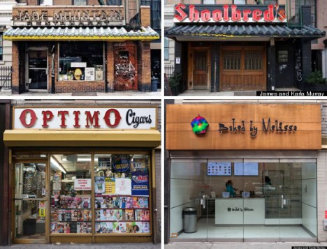 store front five boroughs