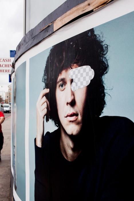 street eraser bilboard face