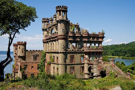 Ruins Of America 7 Castle Like Abandoned Modern Wonders