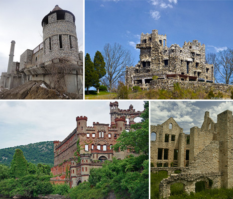 Ruins Of America 7 Castle Like Abandoned Modern Wonders