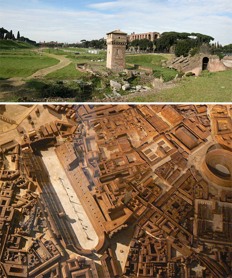 Engineering Fail Circus Maximus